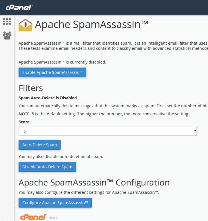 Защита от спам със SpamAssassin