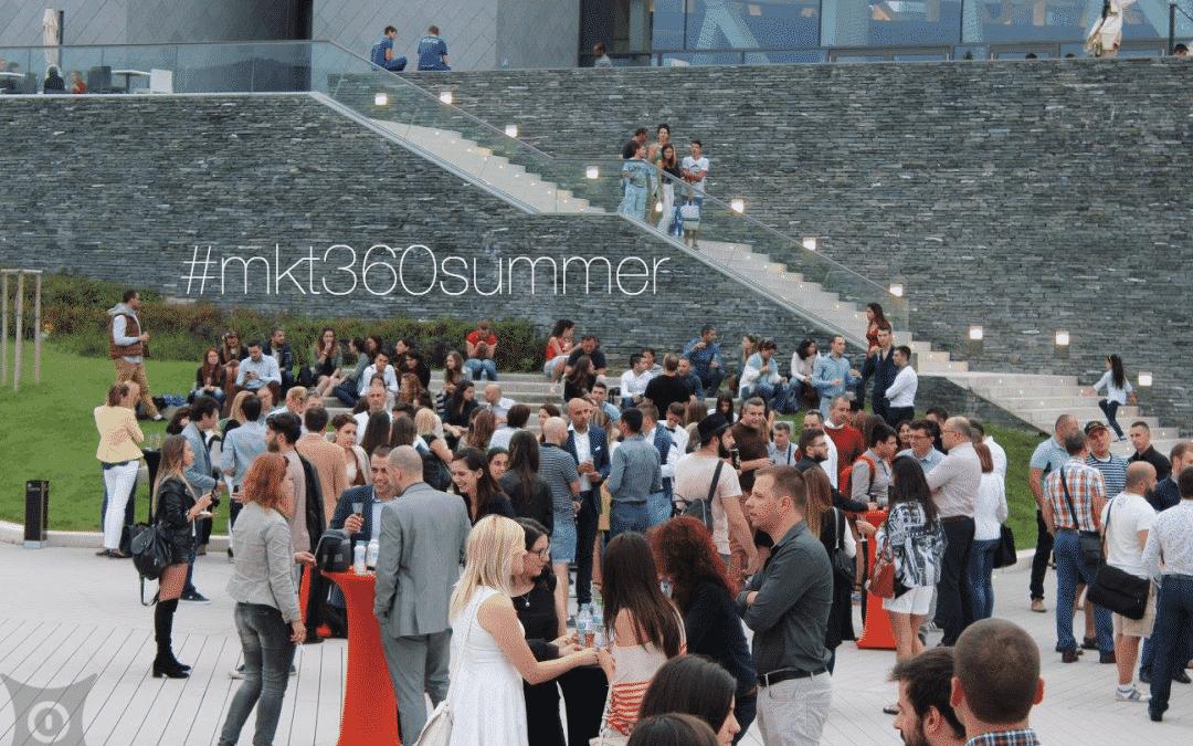 Какво се случи на #mkt360summer